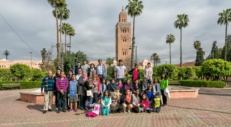 Kouotoubia Mosque Marrakech